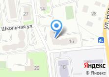 Компания «БережОК» на карте