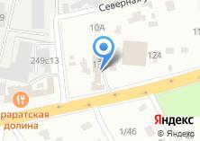 Компания «Кузов-М» на карте
