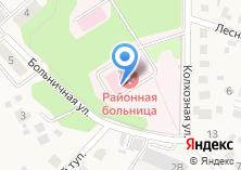 Компания «Михневская районная больница» на карте