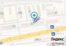 Компания «Ситисфера-Томилино» на карте