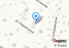 Компания «Социально-реабилитационный центр для несовершеннолетних детей» на карте