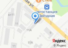 Компания «КЛИНАВТО» на карте