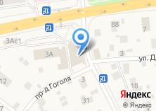 Компания «ИП Петровская С.Г. сеть Горячие туры - Страхование» на карте