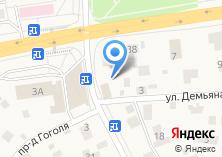 Компания «САМШИТ-МАРКЕТ» на карте