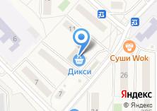Компания «Томи-мол» на карте