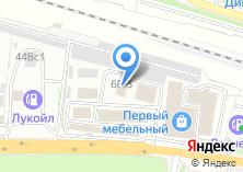 Компания «Кучинский строительный рынок» на карте