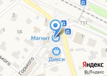 Компания «Пена» на карте