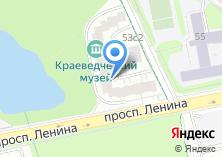 Компания «Экспрес-Тур» на карте