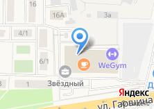 Компания «Svv-auto» на карте