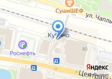 Компания «Рублевские колбасы» на карте