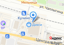 Компания «Серебро» на карте
