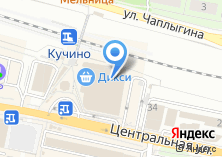 Компания «Мастерская по ремонту сотовых телефонов и цифровой техники» на карте