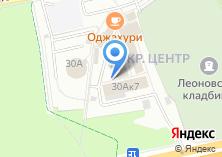 Компания «СОПТА» на карте