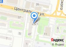 Компания «Кухни Белоруссии» на карте
