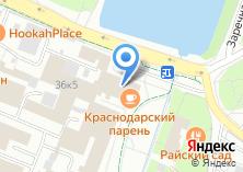 Компания «Революция» на карте