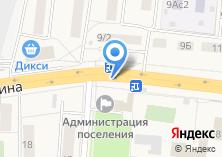 Компания «Томилинская городская похоронная служба» на карте