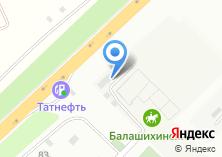 Компания «Балашихинский конноспортивный комплекс» на карте