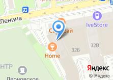 Компания «Просторы» на карте
