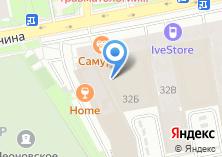 Компания «Строящийся жилой дом по ул. Ленина проспект (Балашиха)» на карте