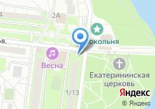 Компания «Московский комсомолец» на карте