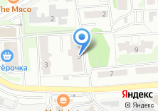 Компания «ПремьерСтрой» на карте