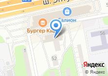 Компания «Агарон» на карте