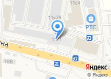 Компания «ПластМонтажСтрой» на карте