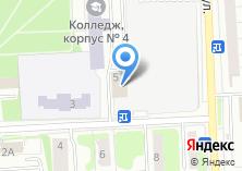 Компания «Балашиха» на карте