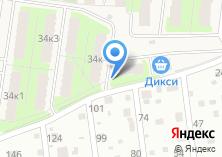 Компания «Заречный» на карте