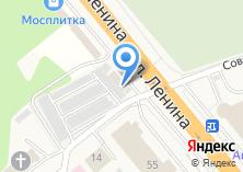 Компания «Автомойка на ул. Ленина» на карте