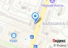 Компания «Белорусские деликатесы» на карте