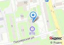Компания «Салтыковский» на карте