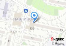 Компания «СушиХаус» на карте