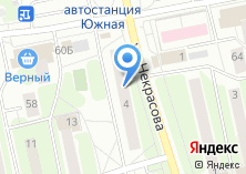 Компания «Городок мастеров» на карте