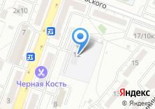 Компания «Юрикон» на карте