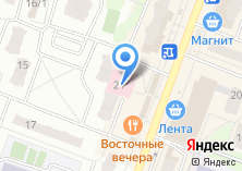 Компания «Куница» на карте