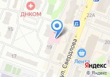 Компания «МАЛЬТА» на карте