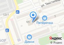 Компания «РИК» на карте