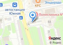 Компания «SayUp» на карте