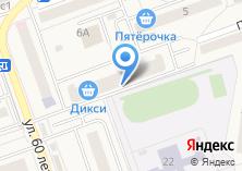 Компания «Среднерусский банк Сбербанка России» на карте