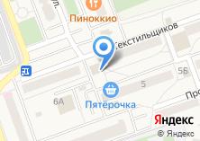 Компания «Русик» на карте