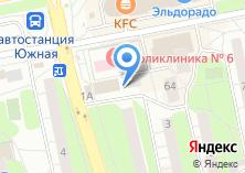 Компания «Южка» на карте