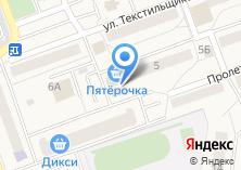Компания «Октябрьская библиотека» на карте