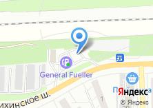 Компания «АЗС GF» на карте