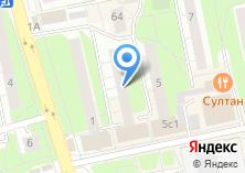 Компания «Магазин мясной продукции на Фадеева» на карте