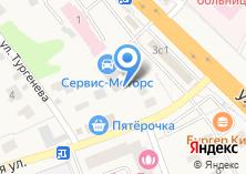 Компания «ТЕХСФЕРА» на карте
