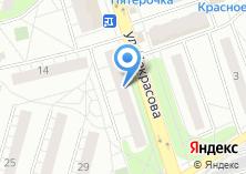 Компания «Адвокат Федосов А.В.» на карте