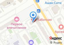 Компания «Строящийся жилой дом по ул. Финский микрорайон (г. Щёлково)» на карте