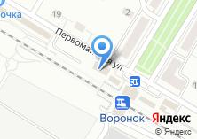 Компания «Магазин мебели и светотехники на ул. Пушкина» на карте