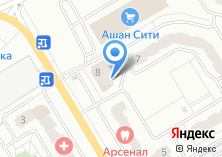 Компания «Строящийся жилой дом по ул. Богородский микрорайон (г. Щёлково)» на карте